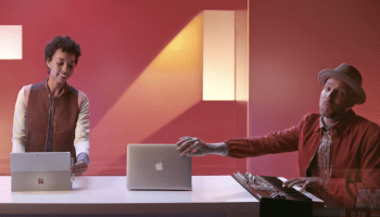 Microsoft disses the MacBook Air with a catchy jingle in new Surface Pro 4 ad