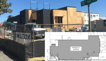 Mysterious 'Project X' points to Amazon drive-up grocery store in Seattle's Ballard neighborhood