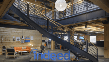 Big growth? Indeed. Job search company doubles Seattle headcount, leases new office space