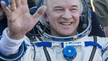 NASA's Jeff Williams sets record as he and space station crewmates return to Earth