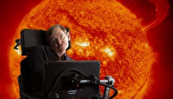 Stephen Hawking in