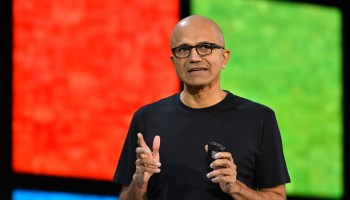 Microsoft CEO Satya Nadella says he welcomes Trump's H-1B visa review