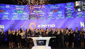 Apptio posts record revenue of $44M in its second quarter as public company