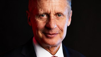 Libertarian presidential candidate Gary Johnson stops in Seattle, says he wants the future to 'be Uber everything'