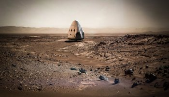 A million people on Mars? Explaining Elon Musk's bold plan to colonize the Red Planet