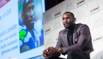 After nearly dying on the field, retired NFL player Ricardo Lockette explains the power of grit