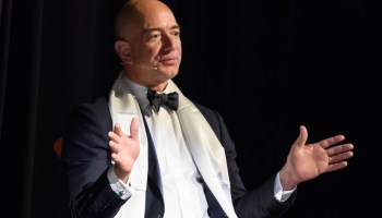 Amazon's Jeff Bezos says Trump administration 'should make innovation one of its key pillars' after tech summit