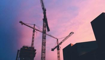 Bellevue cranes