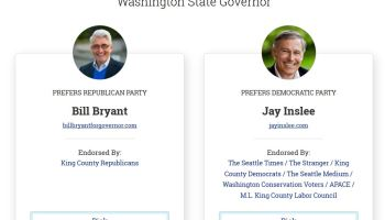 This site helps voters navigate a complex ballot, creating an election cheat sheet with help from endorsements