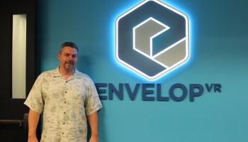 After a rocky year, enterprise virtual reality startup Envelop VR is shutting down