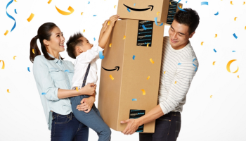 Look out Alibaba: Amazon brings Prime to China in bid to take on e-commerce rival