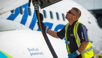 Can biofuels take flight? Alternative fuels for jetliners face political and economic headwinds