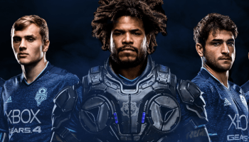 Seattle Sounders are battle ready with Xbox 'Gears of War 4' jerseys for regular season finale