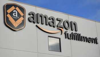 Amazon warehouse workers protest in Europe, but company says shipping network 'fully operational' on Black Friday