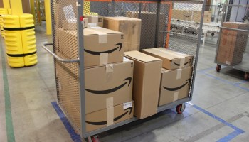 Is there an Echo in here? Amazon sets another record for device sales over holiday weekend