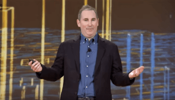 Amazon Web Services CEO Andy Jassy to lead Uber? Nope, not going to happen