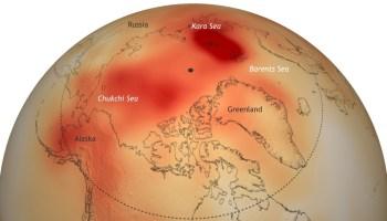 Arctic temperatures