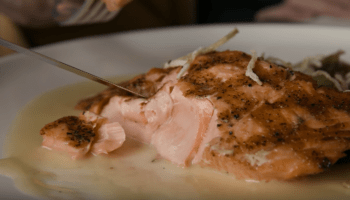 Video: Watch the BuzzFeed guys lose it over Northwest salmon