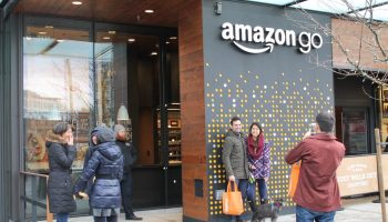 Amazon Go across the pond? Filings point to possible international expansion of checkout-free grocery