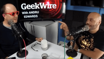 Google Home meets Snapchat Spectacles on a new episode of the GeekWire Podcast