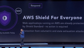 Amazon Web Services unveils 'Shield' to protect sites from crippling online attacks