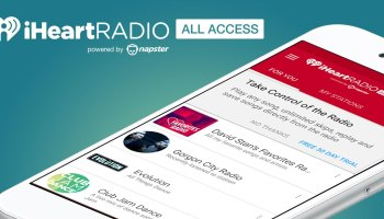 Napster partners with iHeartRadio to build new on-demand music streaming service