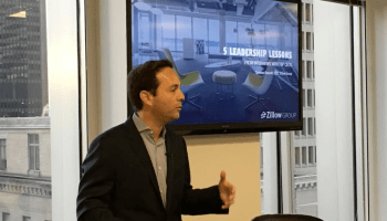 Diversity, dissent and disruption: 5 leadership lessons from Zillow Group CEO Spencer Rascoff