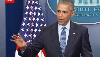 In farewell press conference, Obama says 'new cyber age' will require new tools