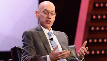 NBA Commissioner Adam Silver predicts how we'll watch basketball in 5 years