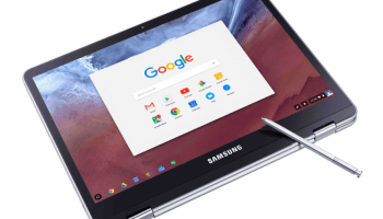 Samsung and Google unveil Chromebooks with built-in stylus, challenging Microsoft Surface and Apple iPad Pro