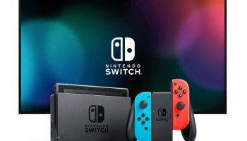 Nintendo stock slumps on slowing Switch sales