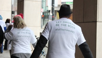 Seattle's landmark Uber union law temporarily blocked by federal judge