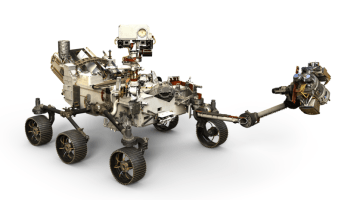 Return engagement? NASA picks its three favorite landing spots for 2020 Mars rover