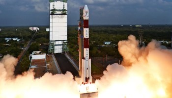 104-satellite launch marks success for India (and Seattle's Spaceflight Industries)