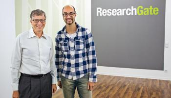 ResearchGate reports $52 million funding round, including cash from Bill Gates