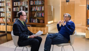 Full Interview: Bill Gates on global health, clean energy, Trump, Microsoft and the future of the world