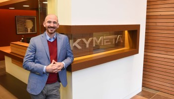 Kymeta's Nathan Kundtz leaves CEO post to make way for growth-focused executive