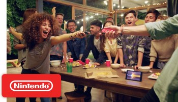 Nintendo's first-ever Super Bowl ad tries to broaden audience for Switch console