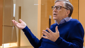 Bill Gates commits $100 million to fight Alzheimer's