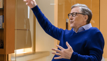 Bill Gates is still mixing it up at Microsoft in his spare time: 'I love what's going on there — it's fun'