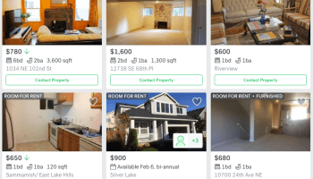 Trulia Room for Rent