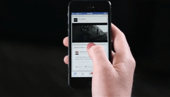 Listen up, Facebook users: Videos will now automatically play with sound in the News Feed