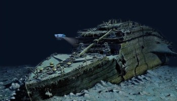 OceanGate reveals plan to send scientists (and tourists) to Titanic shipwreck in 2018