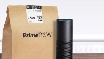 'Alexa, order beer:' Amazon adds Prime Now two-hour delivery voice ordering to digital assistant