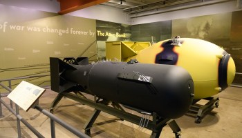 Why war? Exhibit at Paul Allen's Flying Heritage Collection takes on big question