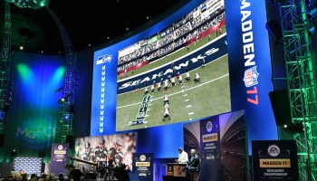 Photos: Seahawks host first-ever Madden 17 Championship Tournament in Seattle