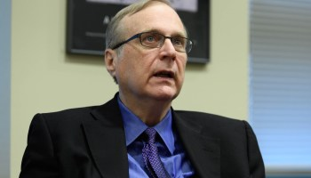 Paul Allen says non-Hodgkin's lymphoma has returned but voices optimism about fighting it