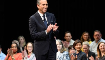 Howard Schultz for president? Ex-Starbucks chief talks about Trump on 60 Minutes as Democrats urge him not to run in 2020