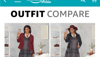 Fashion sense on-demand: Amazon's new 'Outfit Compare' reviews pics, tells people what to wear