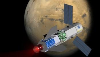Fusion-driven rocket for NASA